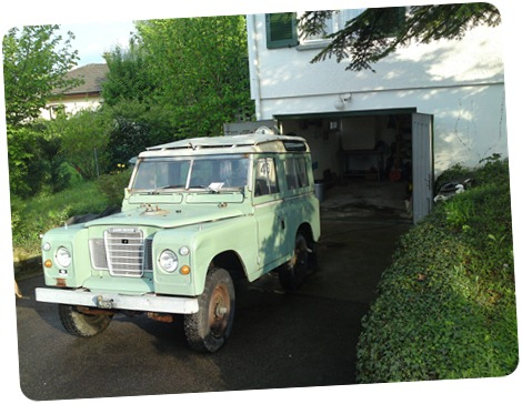 "land rover in ""neuem"" glanz"