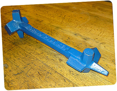 drain plug key #1