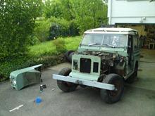 land rover nackiger