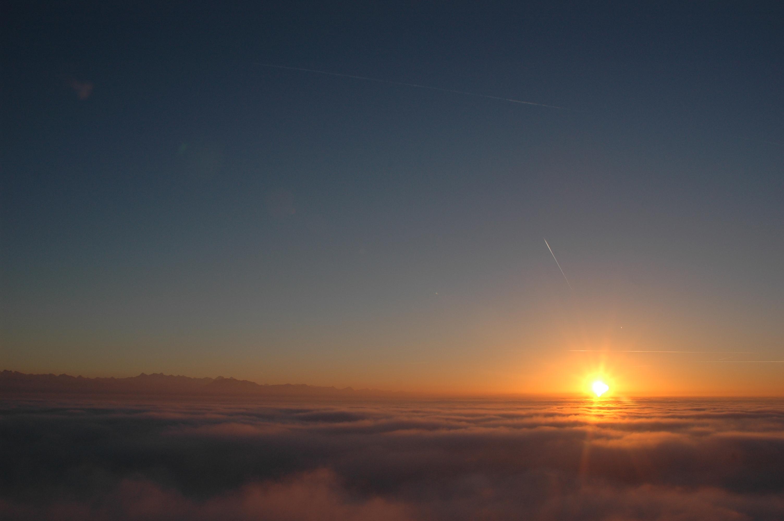 über den wolken... ©christian 2004
